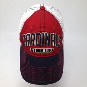 Cardinals St. Louis MLB Adjustable Baseball Hat